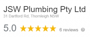 jswplumbing Google Reviews