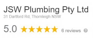 jswplumbing Google Reviews